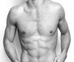 Male breast reduction Liposuction chest and abdomen