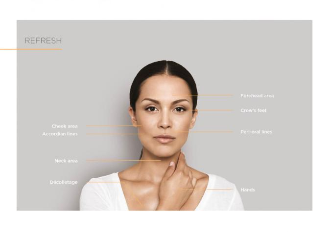 Provide your skin with the ingredients that gives you a more rejuvenate and youthful appearance.