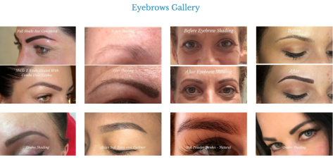EyeBrow Tattooing Semi Permanent Make up