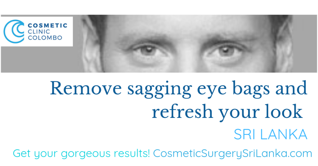 Eye Bags Eyelids Blepharoplasty Face lift neck lift fat transfer to face Dr Dulip Dr Thushan Sri Lanka