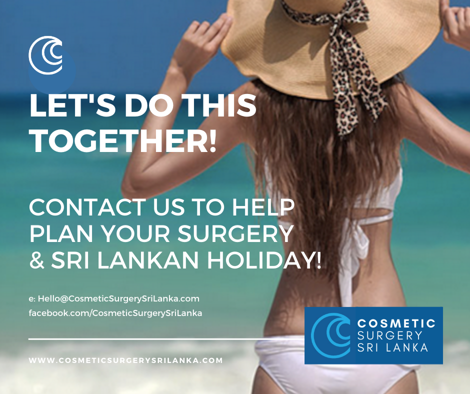 Cosmetic surgery sri lanka